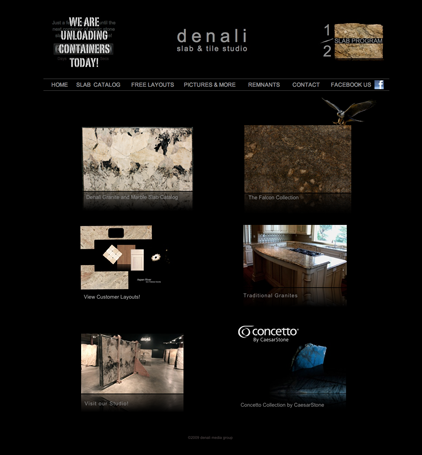 denali website gallery